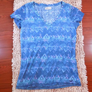 Printed Hollister Tee